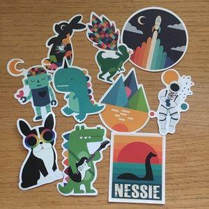 10 Fun Decal Stickers